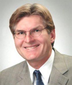 A portrait of Dr. Itchertz